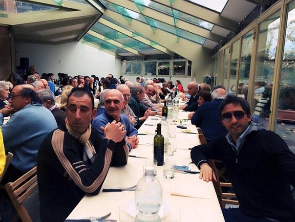 Cena in Società