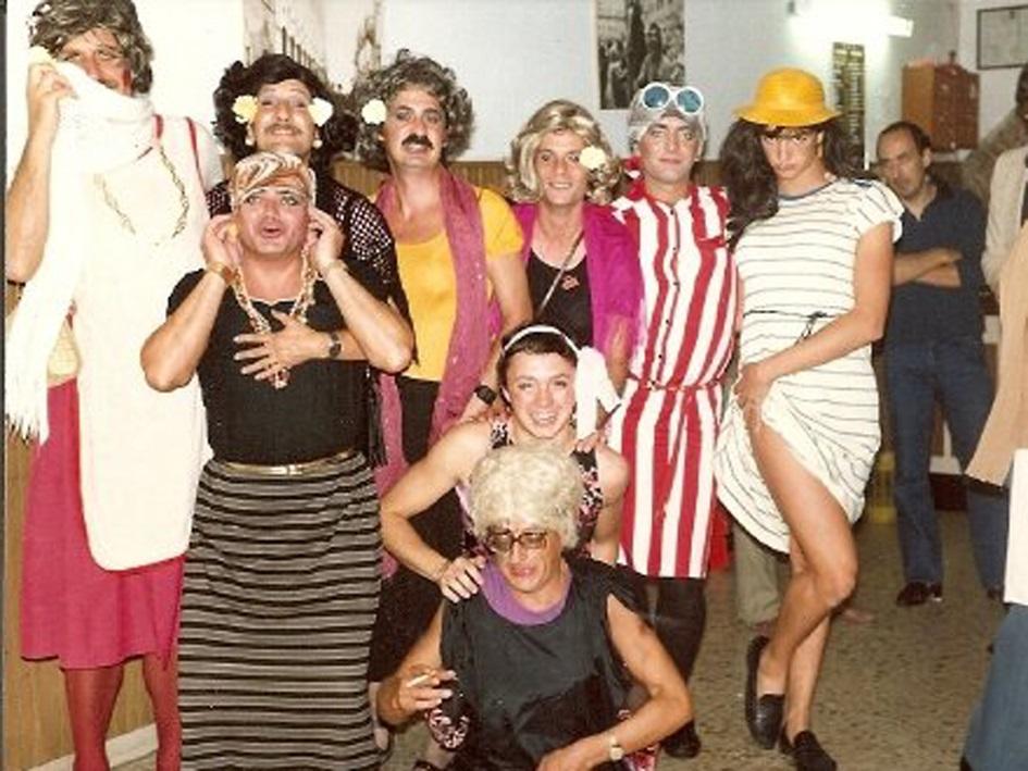 Carnevale in Società